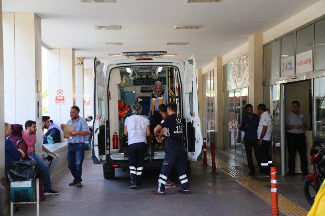 GÜNCELLEME - Şanlıurfa'da iki aile arasında silahlı kavga: 8 yaralı