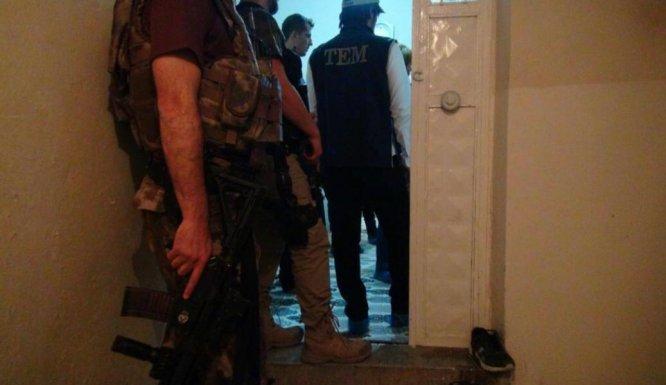 Şırnak'ta PKK/KCK operasyonu: 8 gözaltı