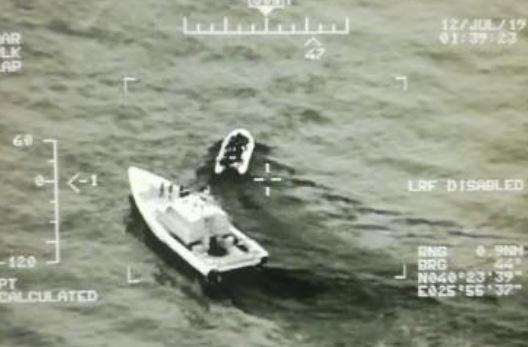 Ege Denizi'nde 143 düzensiz göçmen yakalandı