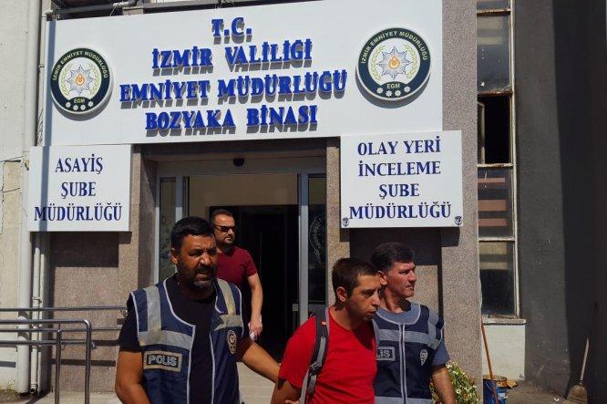Hrant Dink cinayetine ilişkin davanın firarisi İzmir'de yakalandı