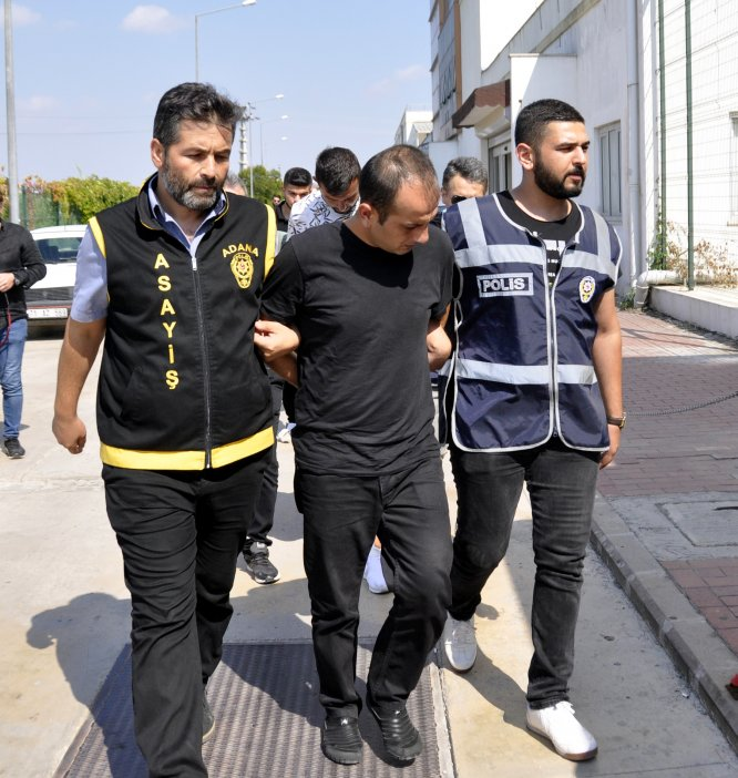 GÜNCELLEME - Adana'daki 4 milyon 795 bin avroluk hırsızlık
