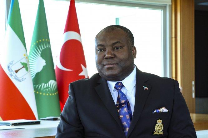 Ekvator Ginesi Türk yatırımcıları bekliyor