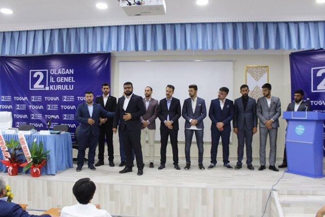 TÜGVA Kırşehir İl Temsilciliği olağan genel kurulu