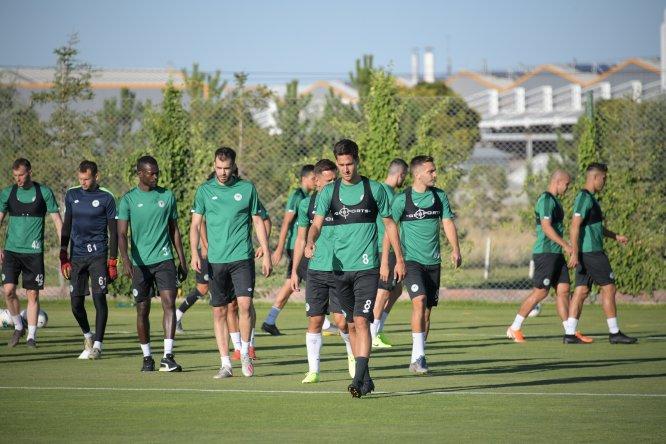Konyaspor'da sezon hazırlıkları
