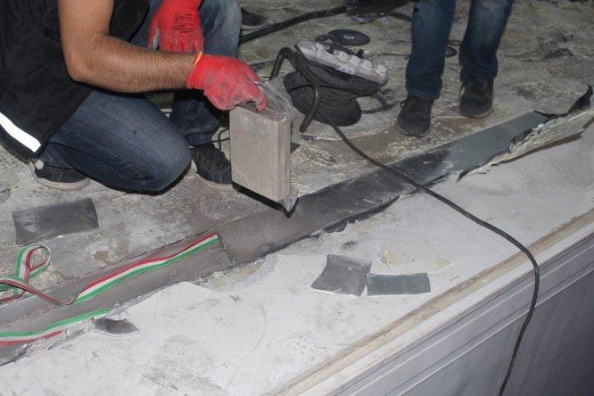 Gürbulak'ta yaklaşık 234 kilogram eroin ele geçirildi