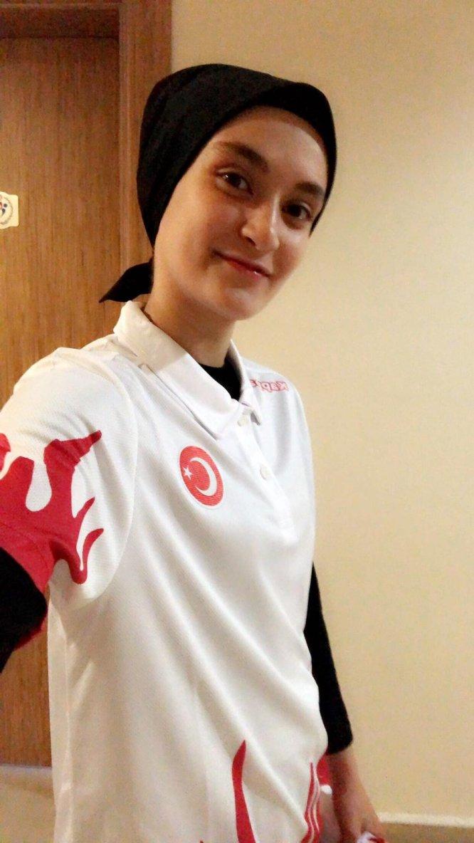 Beyşehirli tekvandocu Keleş'in hedefi Avrupa şampiyonluğu