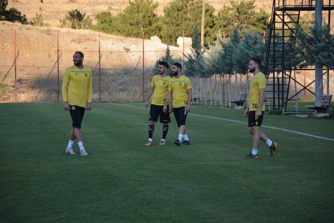 Yeni Malatyaspor'da MKE Ankaragücü maçı hazırlıkları