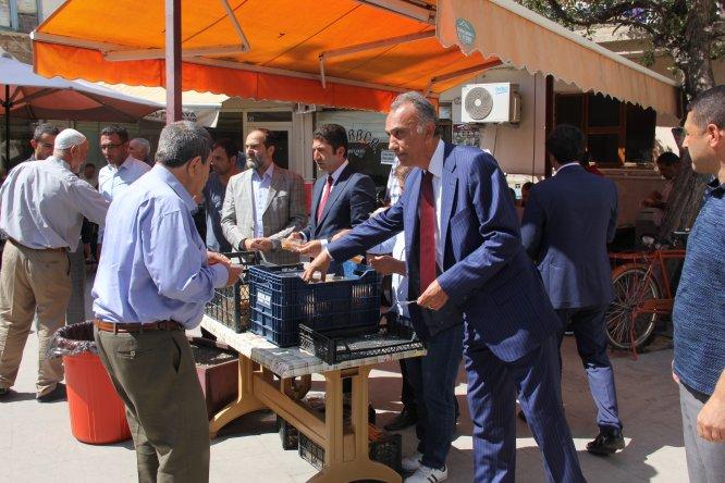 Sivas'ta aşure etkinlikleri