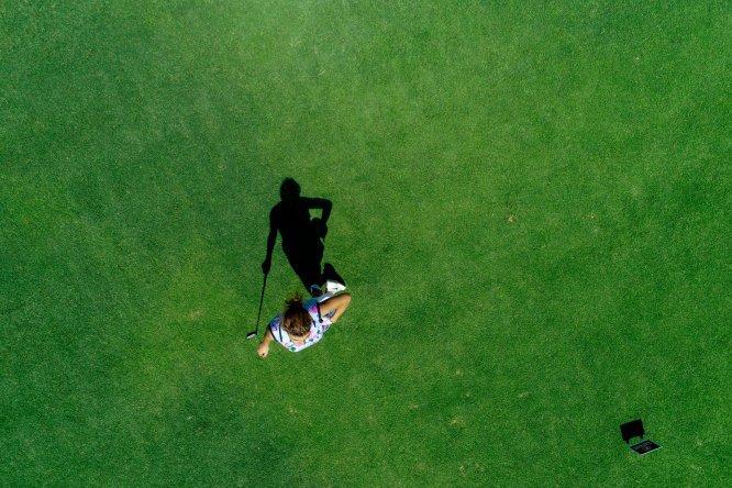 """""""Antalya'daki golf sahaları altı ay öncesinden doluyor"""""""