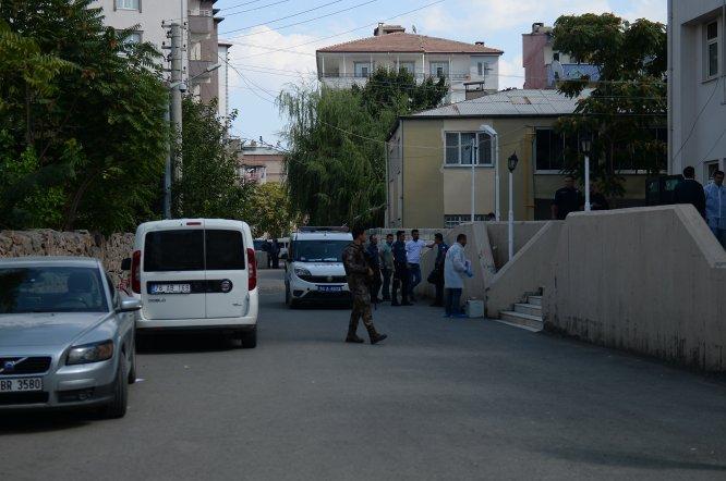 GÜNCELLEME - Iğdır Adliyesi'nde silahlı kavga: 1 ölü, 1 yaralı