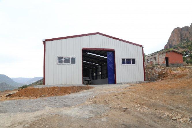 Hadim'e pekmez üretim tesisi kuruluyor