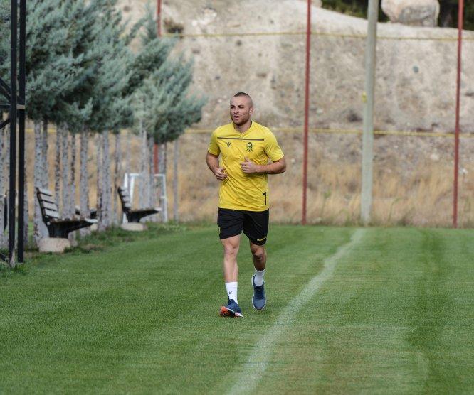 Yeni Malatyaspor'da Antalyaspor maçı hazırlıkları