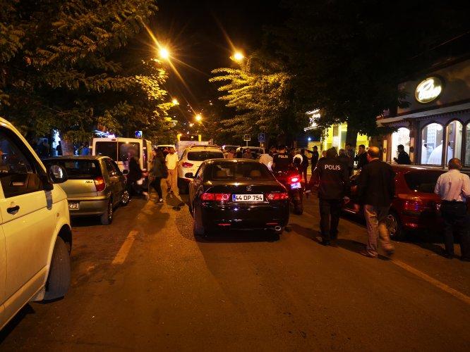 Malatya'da akrabalar arasında miras kavgası: 4 yaralı