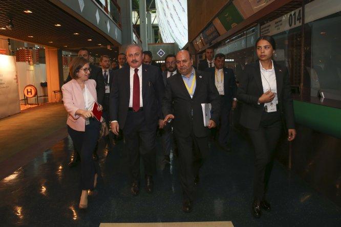 """""""Türkiye, güçlü ve güvenilir bir ortak olmaya devam etmektedir"""""""