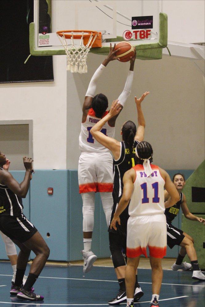Basketbol: FIBA Kadınlar Avrupa Kupası