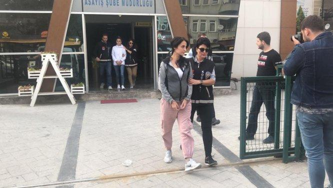 GÜNCELLEME - Gelin görümce fuhuş yaptırdığı iddiasıyla yakalandı