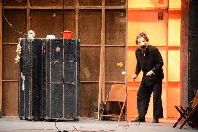 Anadolu Üniversitesi Uluslararası Tiyatro Festivali