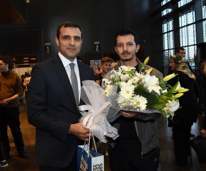Konya Kitap Günleri'nde ziyaretçi sayısı 200 bini geçti