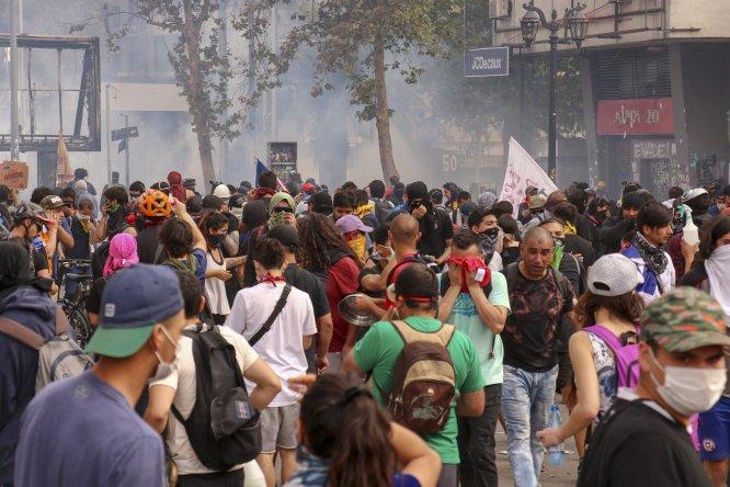 Şili'de protestocular kalıcı çözümler istiyor