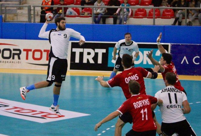 Hentbol: 2021 Dünya Erkekler Şampiyonası Avrupa Elemeleri