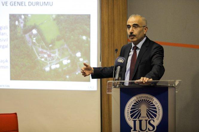 FETÖ yapılanması, Bosna Hersek'te öğrencilere anlatıldı