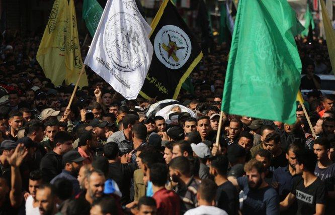 İsrail'in öldürdüğü Ebu'l Ata'nın cenazesi toprağa verildi