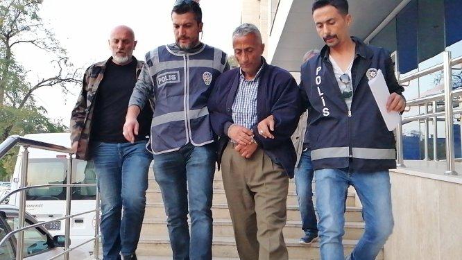 Zonguldak'ta komşusunu öldürdüğü iddiasıyla gözaltına alınan zanlı tutuklandı