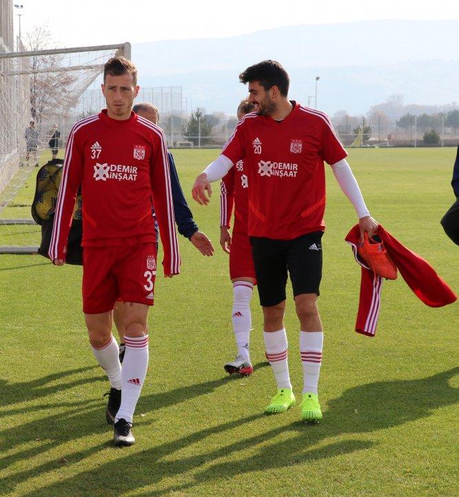 Sivasspor, Kayserispor maçını final olarak görüyor