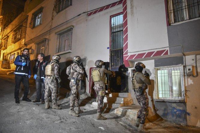 Malatya'da fuhuş operasyonunda 3 kişi gözaltına alındı