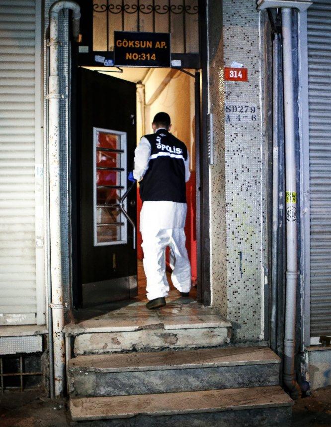 GÜNCELLEME - İstanbul'da yabancı uyruklu kadın eşini öldürdüğü iddiasıyla gözaltına alındı