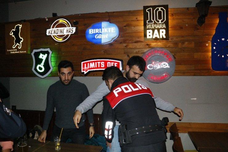 Adana kent genelinde asayiş uygulaması: 42 suçlu yakalandı