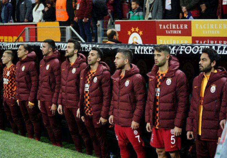 Süper Lig: Galatasaray: 0 - MKE Ankaragücü: 0 (Maç devam ediyor)
