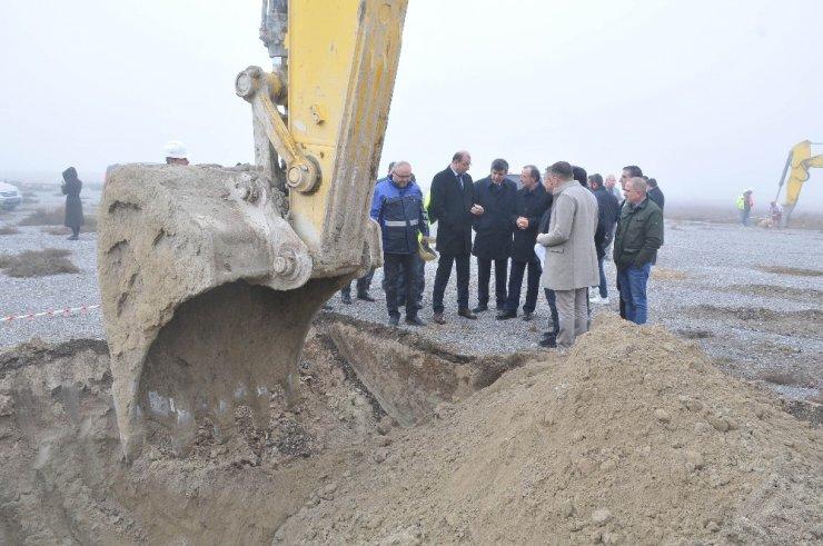 Aselsan Konya Silah Sistemleri Fabrikasında çalışmalar hızla devam ediyor