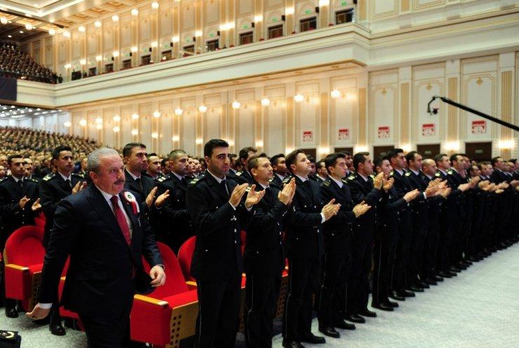"""TBMM Başkanı Şentop: """"Milletimizi bir daha üçüncü sınıf demokrasiye mahkum ve mecbur etmeyeceğiz"""""""