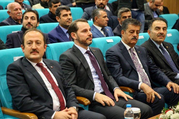 """""""Türkiye İçin Değişim Başlıyor, Şırnak İş Dünyası Buluşması"""""""