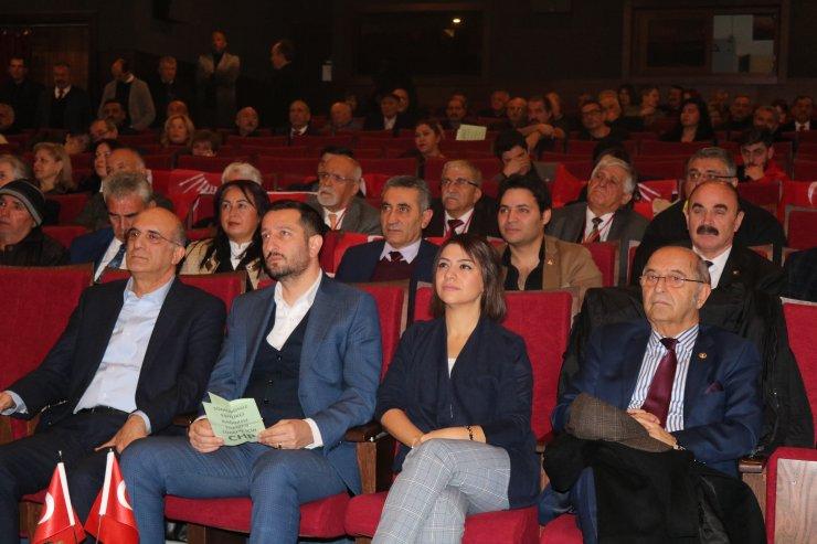 CHP Gölbaşı İlçe Başkanlığı'na Engin Eren seçildi