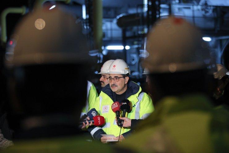 Marmara Adası'nda kopan elektrik hatları 48 saatte onarılacak