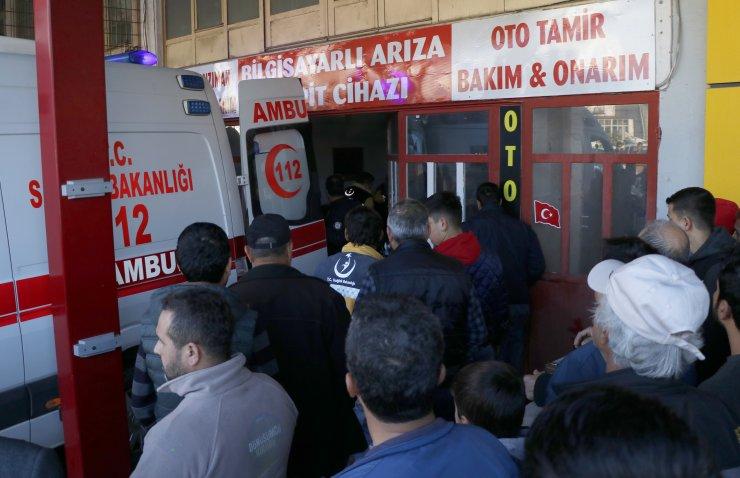 Muğla'da 18 yaşındaki genç tamirhanedeki otomobilde ölü bulundu