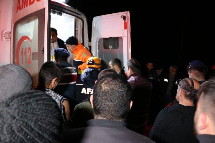 Zonguldak'ta otomobil şarampole devrildi: 1 ölü, 3 yaralı