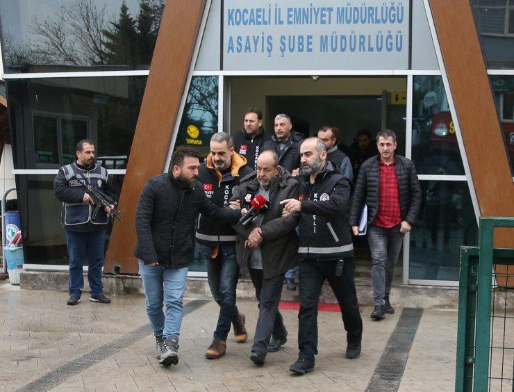GÜNCELLEME - Kocaeli'de 12 yıllık faili meçhul cinayetle ilgili 9 kişi yakalandı