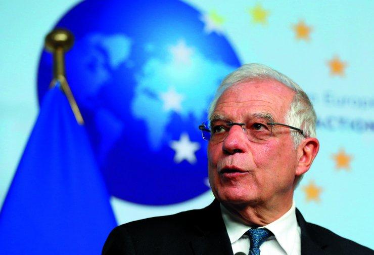 """AB'den """"Libya'da diplomatik çözüm"""" çağrısı"""