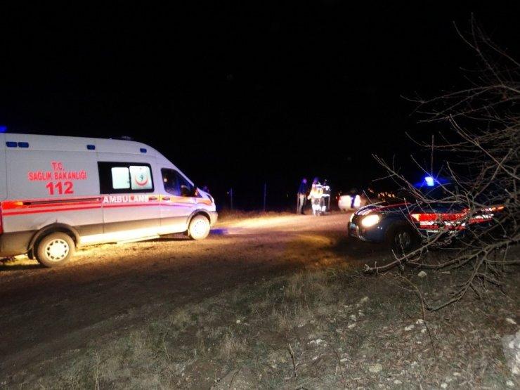 Ormanlık alanda mahsur kalan belediye başkanı ve 2 işçi kurtarıldı