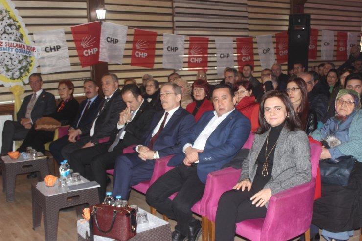 CHP Karapınar İlçe Başkanı Haydar Karabacak oldu