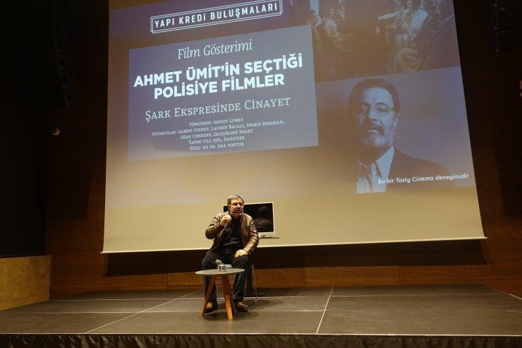 Ahmet Ümit, okurlarıyla