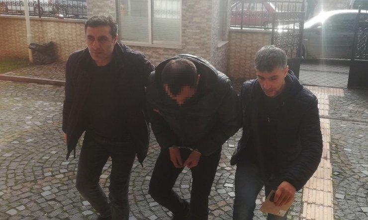 Uyuşturucudan adliyeye sevk edilen kardeşler tutuklandı