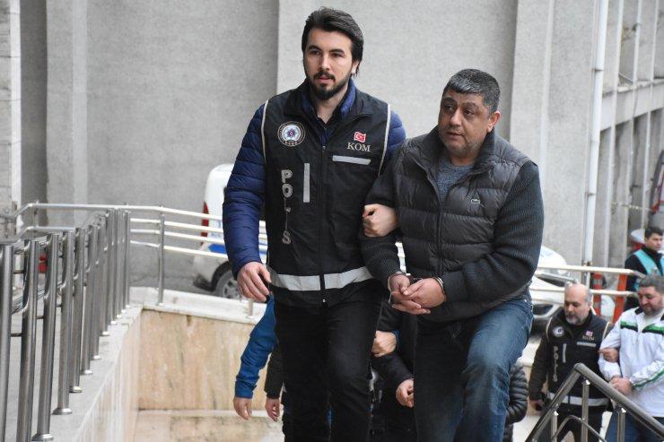 GÜNCELLEME - Tefecilik operasyonunda yakalanan 11 şüpheliden 7'si tutuklandı