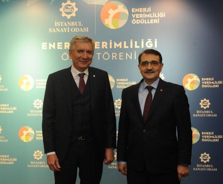 Bakan Dönmez: ''2019 yılı sonunda 91 bin 300 MW'lık toplam kurulu gücümüzün yüzde 62'si yerli ve yenilenebilir kaynaklardan oluştu''
