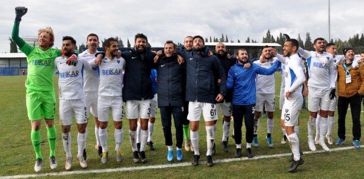 TFF 3. Lig: Karacabey Belediyespor: 1 - Osmaniyespor: 0 (Maç sonucu)