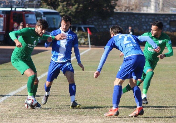 TFF 3. Lig: Muğlaspor:0 Altındağ Belediyespor:0