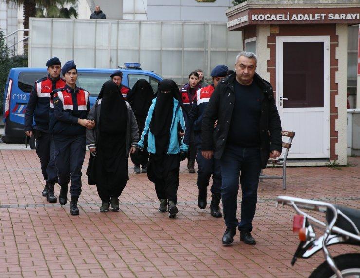 GÜNCELLEME - DEAŞ operasyonunda gözaltına alınan 4 kadın serbest bırakıldı